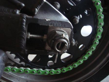 7-18 chain sprocket