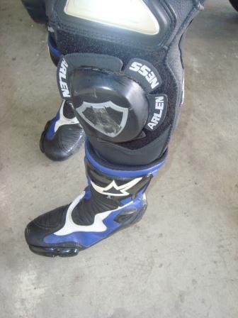 9-9 knee