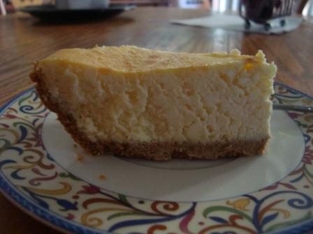 9-30 cheese cake done