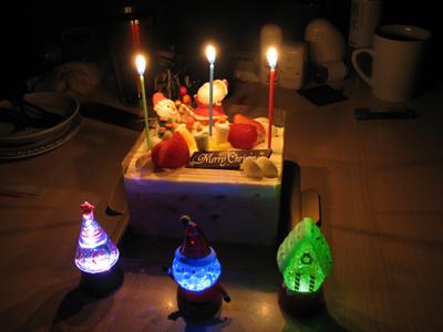 ⑪2012.12.28ケーキ