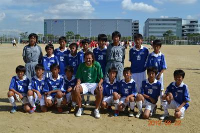 120822 ウジョンカップ(ラモス氏)