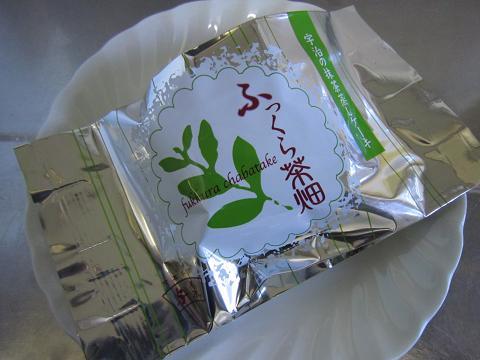 ふっくら茶畑