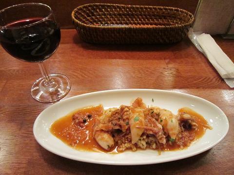 ギリシャ料理とキプロスワイン