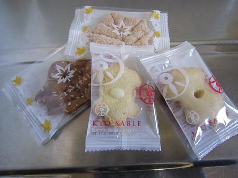 マールブランシュの焼き菓子