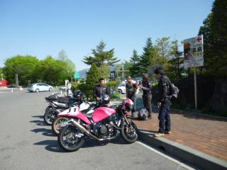 富山ツーリング1