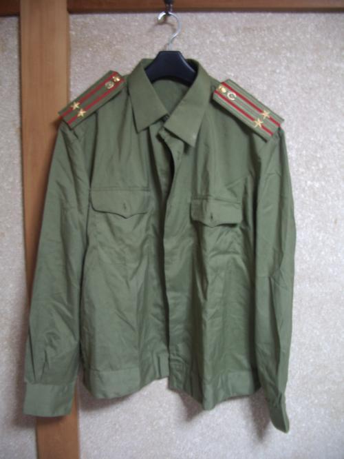 M69将校シャツ01