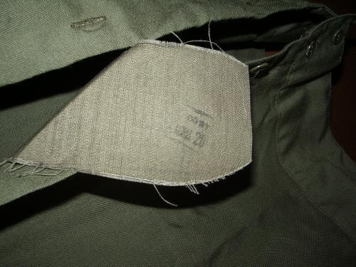 M69将校シャツ08
