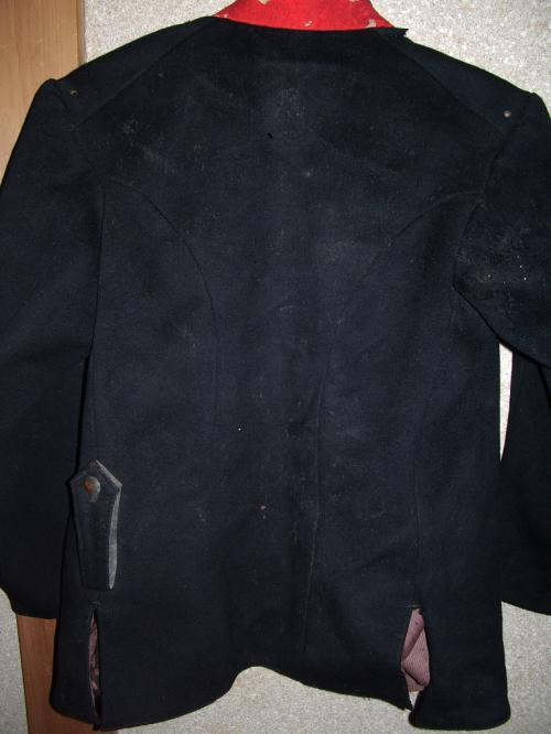 明治十九年式軍衣10