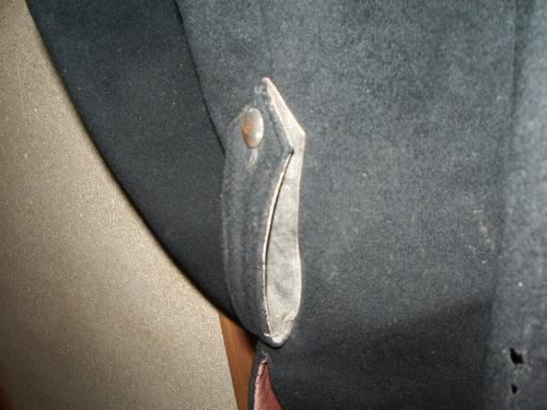 明治十九年式軍衣11
