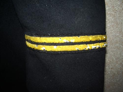 明治十九年式軍衣13