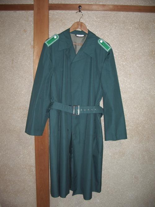 人民警察雨衣001