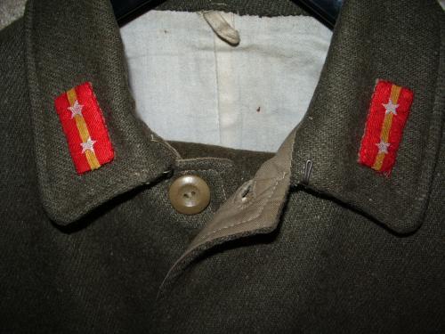 三式軍衣202