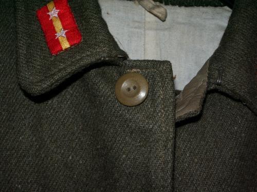 三式軍衣203