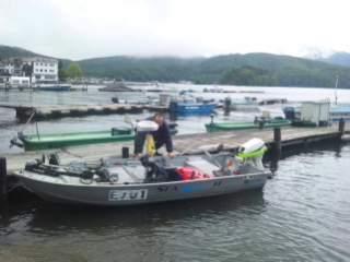 20120623 2年ぶりのマイボート