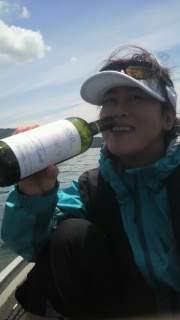 20120624 無事に到着 乾杯