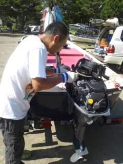 20120627 セルモーター 整備