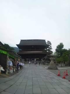 20120713 善光寺表参道