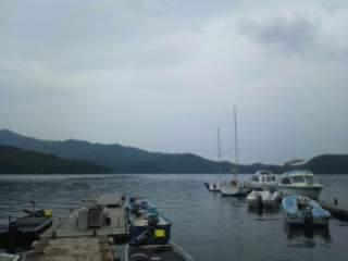20120713 朝の野尻湖