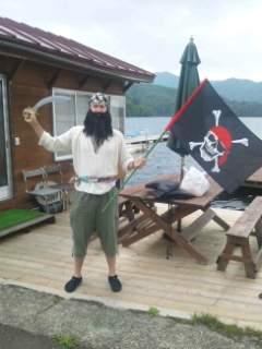 20120715 海賊 ジョン