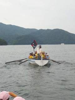 20120714 カッターボート2