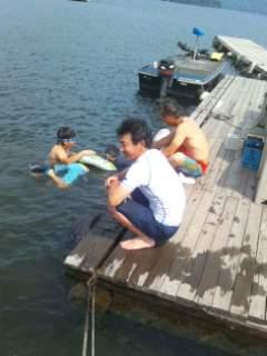 20120727 飯山親子