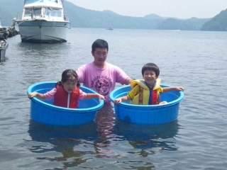 20120729 タライ舟