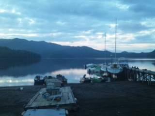 20120926 朝の野尻湖
