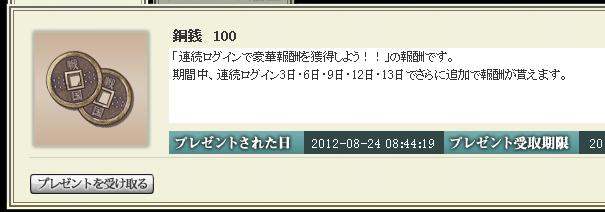 100銅銭