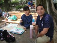 学園山本桜