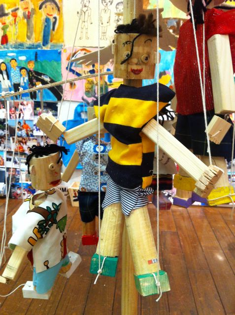 作品展ピノキオ