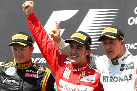 j-passion ジェイパッション F1第8戦ヨーロッパGP