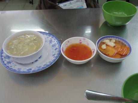 ホーチミンクアン94たれとスープ