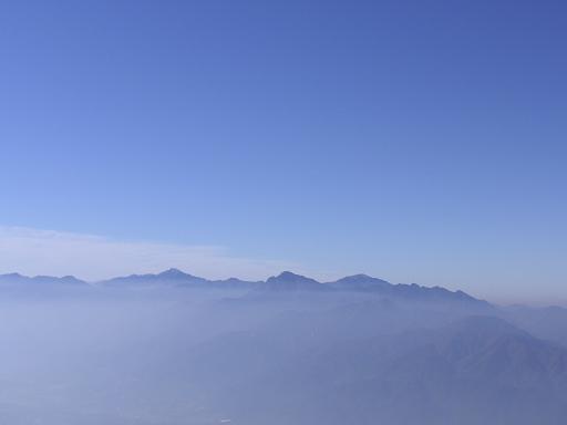 網笠山からの~~