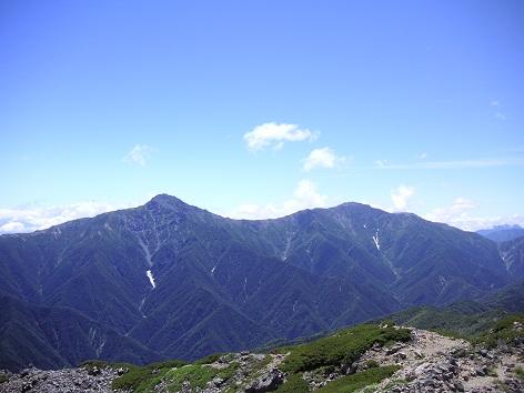 北岳~間ノ♪