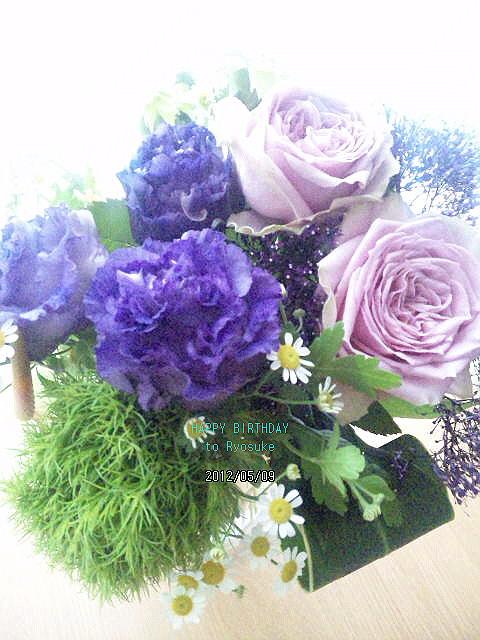 20120509 HAPPY BIRTHDAY