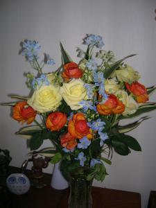 花束和子から平成24年12月14日