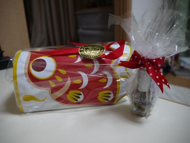 リアンさんからプレゼント