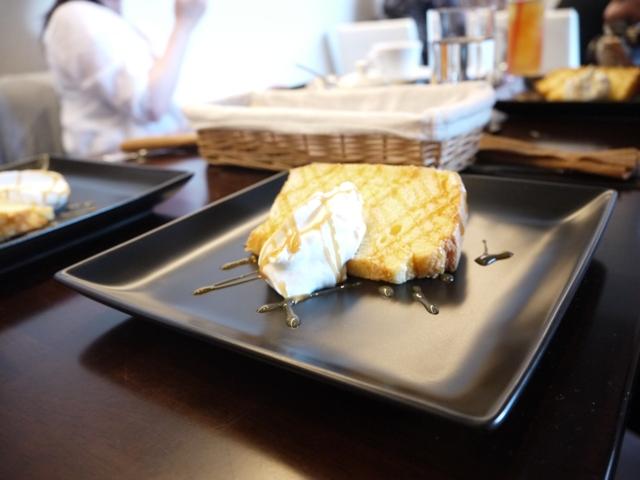 みんな食べてたシフォンケーキ