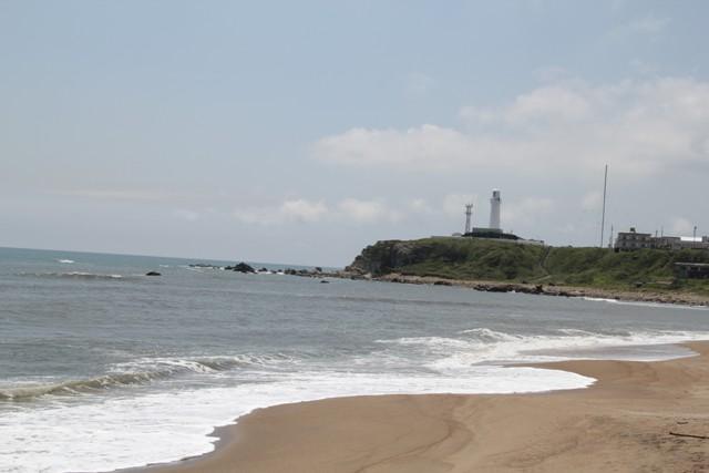 灯台と海4