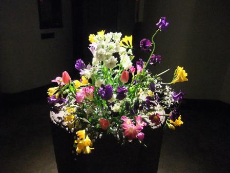 伏見ビル生け花