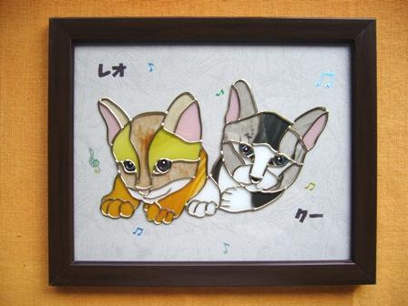2匹の子猫 2