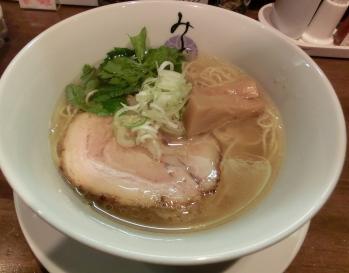 塩らーめん(細麺)