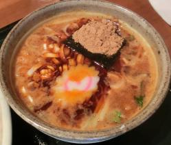 紅つけ麺つけ汁