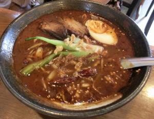 旨辛紅辛麺