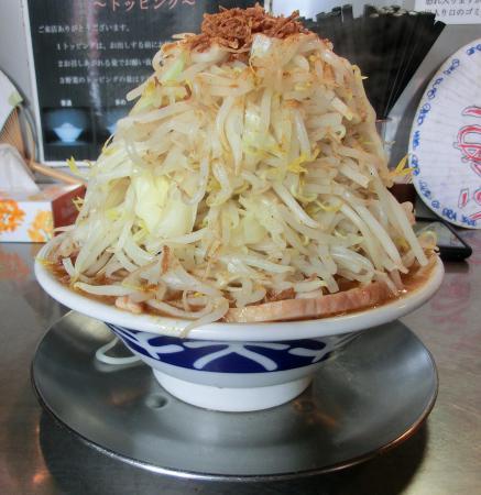 カレー味噌(野菜増し)