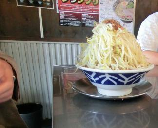 味噌ラーメン(野菜増し)