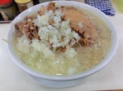 ふじ塩麺 中