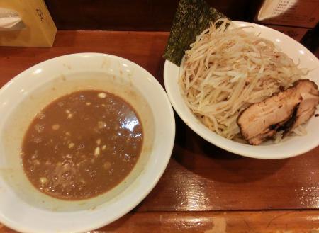 味噌つけ麺大盛