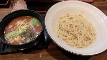 トマ辛つけ麺
