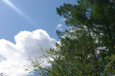 s-小淵沢の空